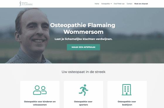 Osteopathie-Flamaing-website laten maken osteopaat
