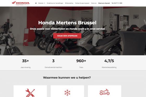 motordealer website laten maken