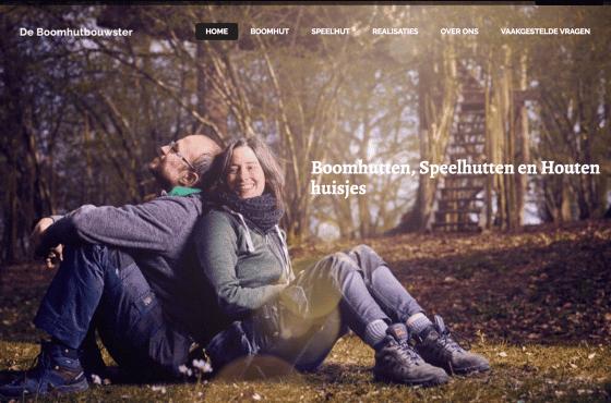 website laten maken houtbewerker