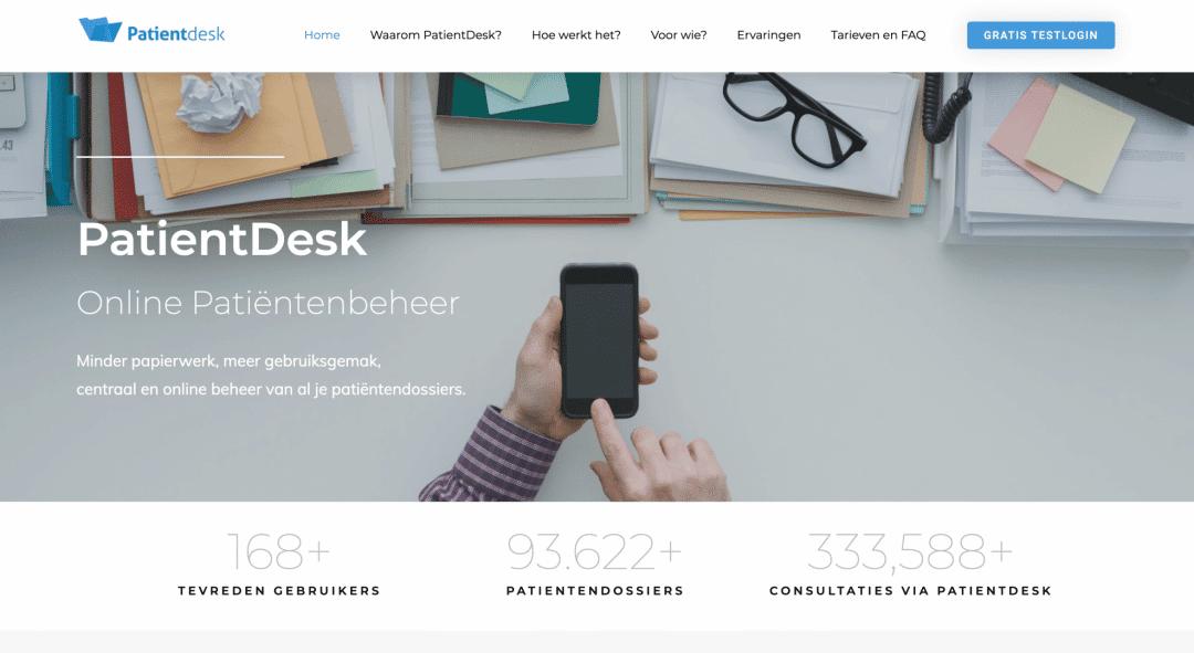 Applicatie laten maken webdesign marketing